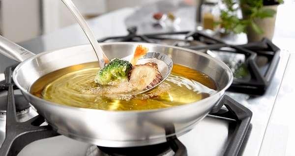 Можно ли жарить на оливковом масле
