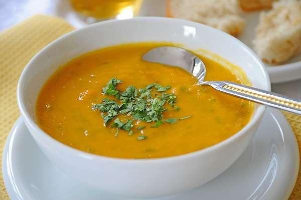 красный суп