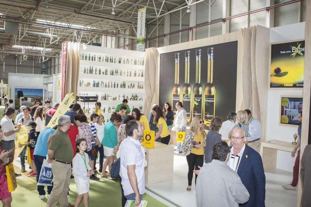 Выставка Expoliva 2015