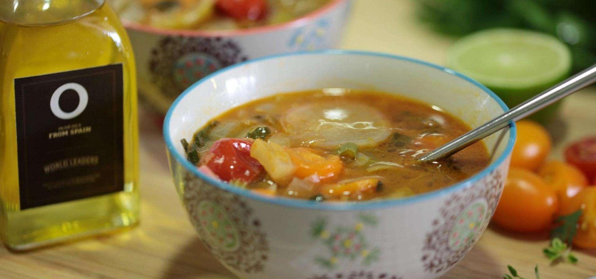 Удовольствие, которое можно черпать ложками очищающий суп