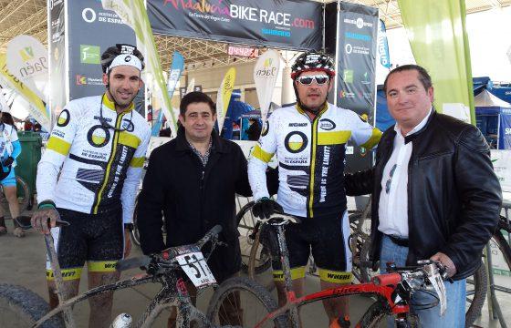 Велосипедные Гонки Андалусии – Экстра Натуральная Земля 2015