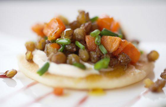 Блины с оливковым маслом