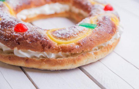 Богоявленский торт