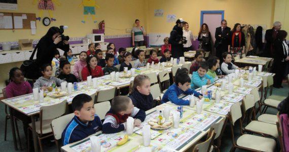 «Здоровый завтрак» в школах (Сообщество Мадрида)