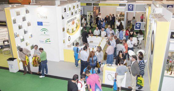Оливковое Масло Испании в EXPOLIVA 2013