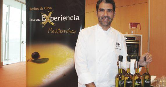 Испанское Оливковое масло в Объединённом Мадриде 2014