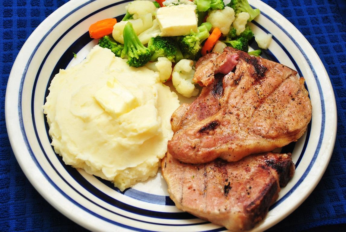 Самый вкусный ужин на День Защитника Отечества