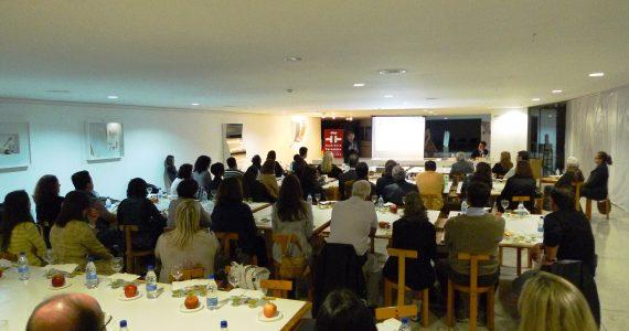 Культурные семинары «Испанское Оливковое Масло: культура, наука и гастрономия» (2012).