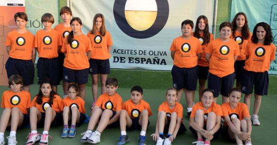 Оливковое Масло Испании в Теннисном Турнире Город Мартос ITF Futures (2013)